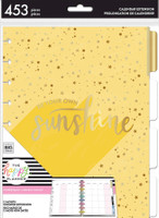 The Happy Planner - Me and My Big Ideas - Monthly Sunshine - 12 Month Extension Pack - Classic