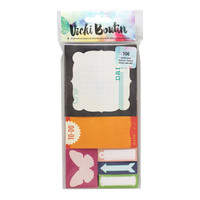 American Crafts - Vicki Boutin - Mixed Media Collection - Sticky Note Set
