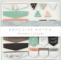 Kaisercraft - Planner Sticky Notes - Pennants