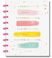 Happy Planner - Me and My Big Ideas - Classic Happy Notes - Having Fun (Dot Grid)