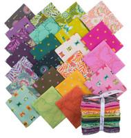 Free Spirit Fabrics - Spirit Animal by Tula Pink - Fat Quarter Bundle