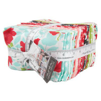 Moda Fabric Precuts - Little Snippets by Bonnie & Camille - Fat Eighth Bundle