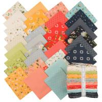 Moda Fabric Precuts - Clover Hollow by Sherri & Chelsi - Fat Eighth Bundle