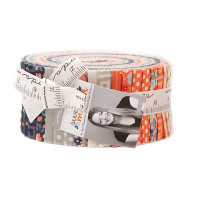 Moda Fabric Precuts Jelly Roll - Sweet Marion by April Rosenthal