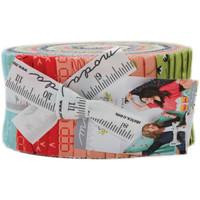 Moda Fabric Precuts Jelly Roll - The Front Porch by Sherri & Chelsi
