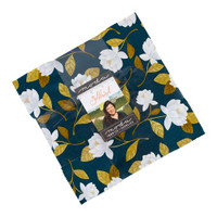 Moda Fabric Precuts Layer Cake - Goldenrod by One Canoe Two