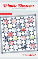 Thimble Blossom Quilt Pattern - Dreamboat