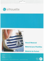 Silhouette - Stencil Material - Adhesive