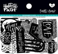Illustrated Faith - Faith>Fear Designer Clips