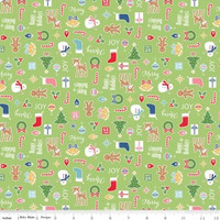 Cozy Christmas C5360-Green