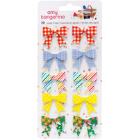 American Crafts - Amy Tangerine - In The Park - Paper Bows Stickers