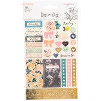 Maggie Holmes - Day-To-Day Planner Sticker Book - Icon