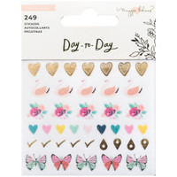 Maggie Holmes - Day-To-Day Planner Mini Sticker - Book 3