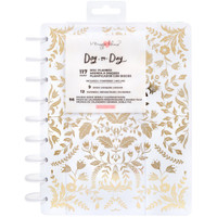 Maggie Holmes - Day-To-Day -12 Month Planner - Golden (Undated)