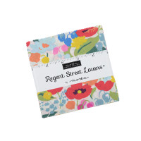 Moda Fabric Precuts Charm Pack - Regent Street Lawns