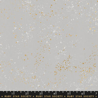 Moda Fabric - Ruby Star Society - Speckled Metallic Dove #RS502759M