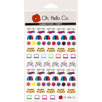 Oh Hello Co - Planner Stickers - Gamer