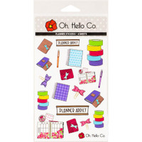 Oh Hello Co - Planner Stickers - Planner Addict