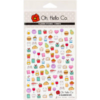 Oh Hello Co - Planner Stickers - Novel Coffee Collaboration