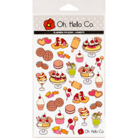 Oh Hello Co - Planner Stickers - Doodle Season