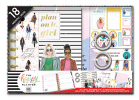 The Happy Planner - Me and My Big Ideas - Classic Box Kit Happy Planner® - RongRong Plan It  (Dated, Vertical)