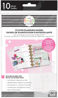 The Happy Planner - Me and My Big Ideas - Mini Clear Sticker Planning Guide