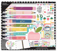 The Happy Planner - Me and My Big Ideas - BIG Teacher Box Kit - Teacher's Influence (Undated, Teacher)