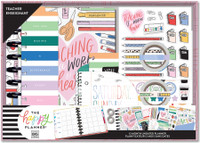 The Happy Planner - Me and My Big Ideas - Classic Teacher Box Kit - Work of Heart - 12 Months (Undated)