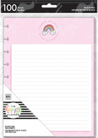 The Happy Planner - Me and My Big Ideas - Classic Block Paper Pad - Rainbow