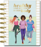 The Happy Planner - Me and My Big Ideas - Classic Guided Journal - Rongrong - Fitness