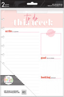 The Happy Planner - Me and My Big Ideas - Classic Wet Erase Dashboards - Everyday