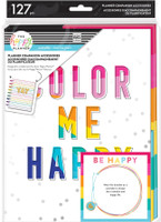 The Happy Planner - Me and My Big Ideas - Classic Planner Companion - Color Me Happy