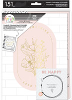 The Happy Planner - Me and My Big Ideas - Classic Planner Companion - Modern Farmhouse
