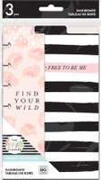 The Happy Planner - Me and My Big Ideas - Mini Dashboards - Wild Styled