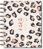 The Happy Planner - Me and My Big Ideas - BIG Happy Planner® - Wild Styled - 18 Months (Dated, Vertical)