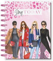 The Happy Planner - Me and My Big Ideas - BIG Happy Planner® - RongRong Slay Today - 18 Months (Dated, Vertical)