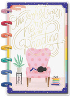 The Happy Planner - Me and My Big Ideas - Mini Happy Planner® - Bookish - 12 Months (Dated, Horizontal)