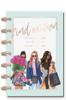 The Happy Planner - Me and My Big Ideas - Mini Happy Planner® - Rongrong Kind Women - 12 Months (Dated, Vertical)