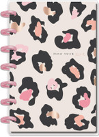 The Happy Planner - Me and My Big Ideas - Mini Happy Planner® - Wild Styled - 12 Months  (Dated, Vertical)
