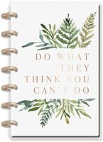 The Happy Planner - Me and My Big Ideas - Mini Happy Planner® - Do What They Think You Can't - 12 Months (Dated, Vertical)