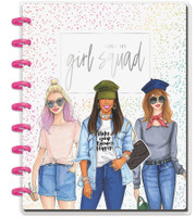 The Happy Planner - Me and My Big Ideas - Classic Happy Notes™ - Rongrong Girl (Dotted Line)