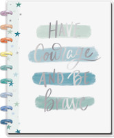 The Happy Planner - Me and My Big Ideas - Classic Happy Notes™ - Have Courage & Be Brave (Dot Grid)