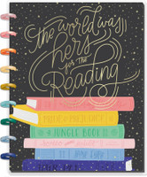 The Happy Planner - Me and My Big Ideas - Classic Happy Notes™ - The Bookish World Was Hers (Dotted Line)