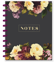 The Happy Planner - Me and My Big Ideas - BIG Happy Notes™- Based On Monthly Florals (Dot Grid)