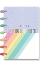 The Happy Planner - Me and My Big Ideas - Mini Happy Notes™ - Shine Bright (Dotted Lined)