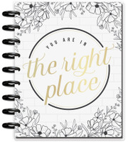 The Happy Planner - Me and My Big Ideas - Classic Happy Planner - Modern Farmhouse - 18 Months (Dated, Dashboard)