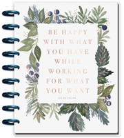 The Happy Planner - Me and My Big Ideas - Classic Happy Planner - Green Garden - 18 Months (Dated, Vertical)