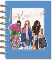 The Happy Planner - Me and My Big Ideas - Classic Happy Planner - RongRong Kind Women - 18 Months (Dated, Vertical)