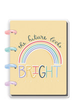The Happy Planner - Me and My Big Ideas - Micro Happy Notes - Stronger Together (Dotted Line - Pink)