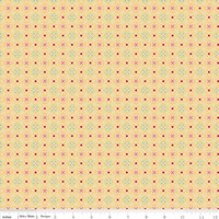 Riley Blake Fabric - Cozy Christmas - Lori Holt - Yellow #C5367